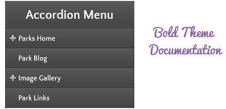 Bold theme documentation