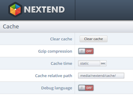 nextend_library_cache